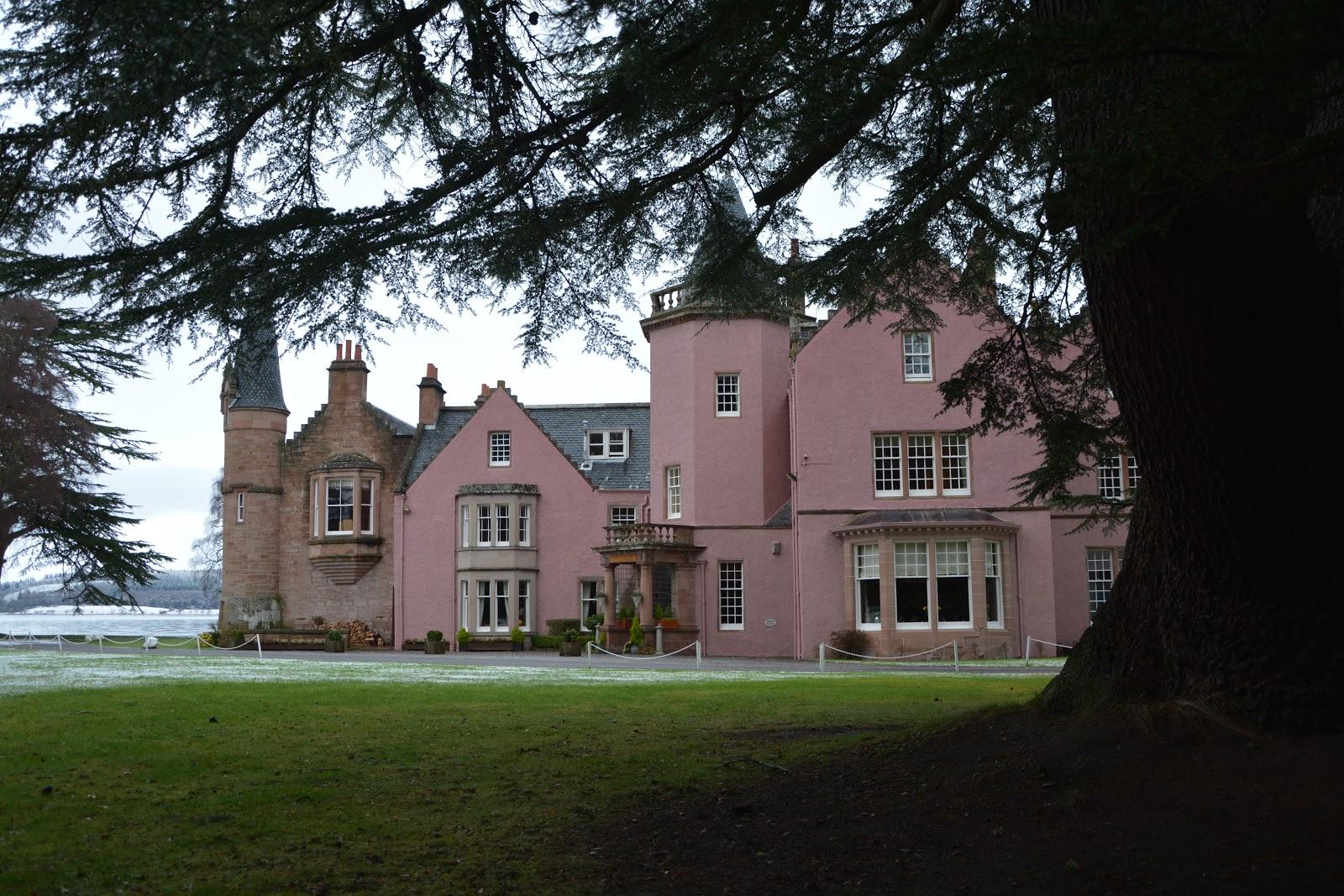 Castle Sofa House Of Fraser T Cushion Slipcovers For Sofas Bunchrew Solveig In Scotland