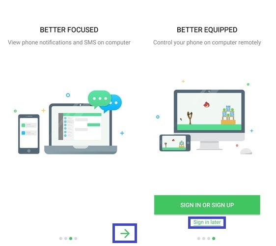 Cara Mengontrol Smartphone Android Melalui PC