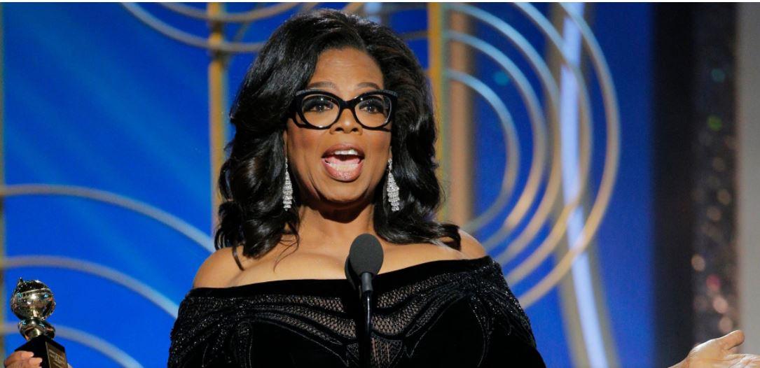 Cecil B. DeMille lifetime achievement award: Oprah Winfrey