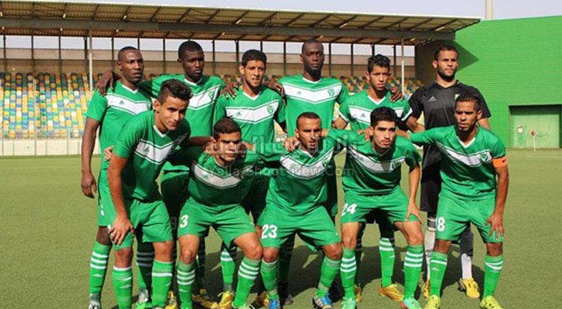 حوريا Vs النصر الليبي