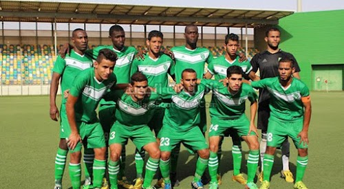 نادي حوريا يحقق فوز كبير على ملعبه امام فريق النصر الليبي ثلاثية في كأس الكونفيدرالية الأفريقية