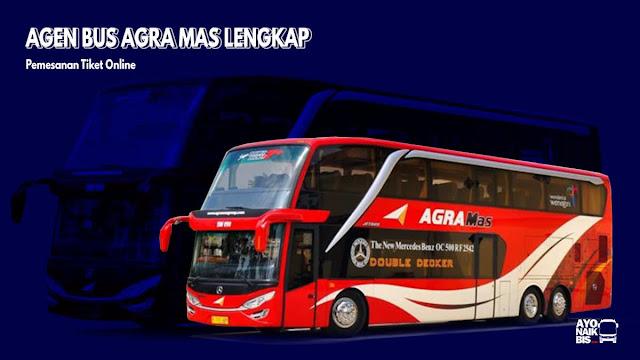 Agen bus Agra Mas
