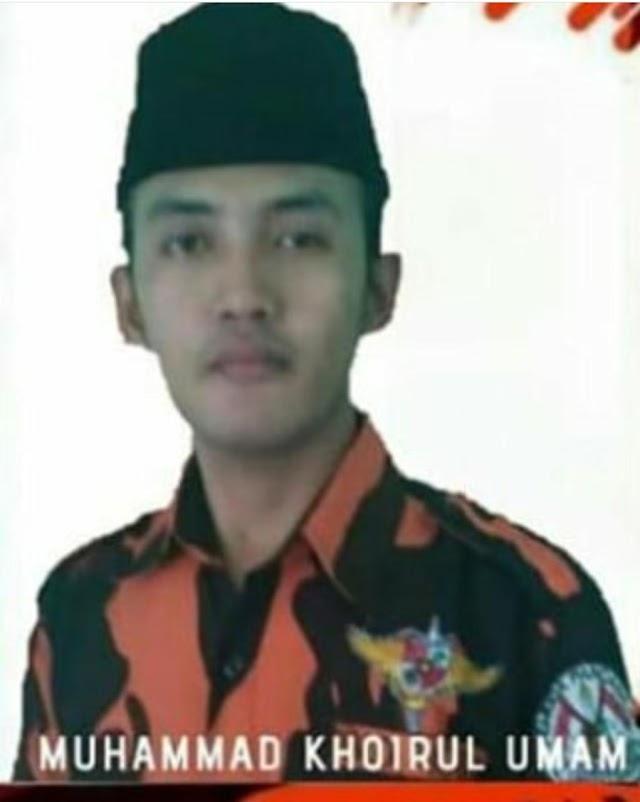 Ketua SAPMA Pemuda Pancasila Kudus Kutuk Aksi KKB Papua
