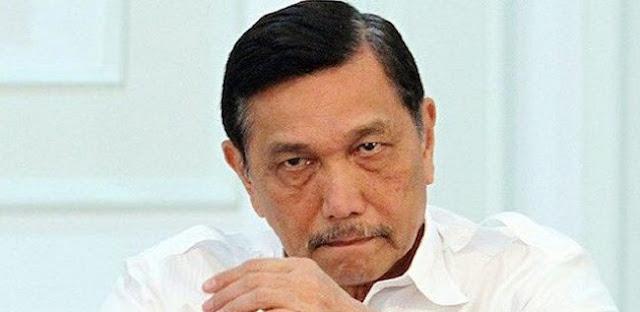 Iwan Sumule: Kalau Luhut Pandjaitan Batalkan Tantangan, Tentu Akan Dianggap 'Tong Kosong'