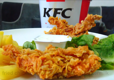 Fried chicken strips recipe without buttermilk