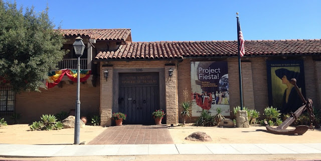 Visita ao Santa Barbara Historical Museum