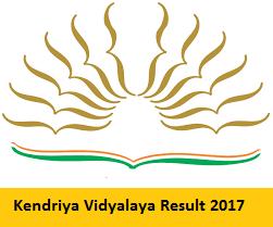 Kendriya Vidyalaya Result 2017