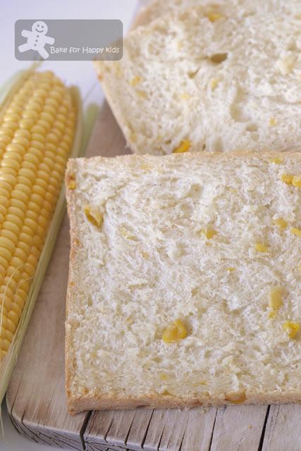 maltose corn square toast