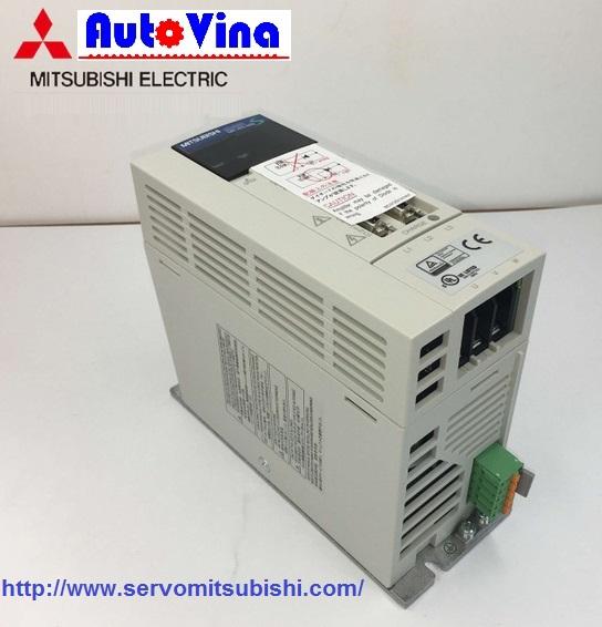 Đại lý bán drive Amplifier MelServo Mitsubishi MR-J2S-70A công suất 400W, Động cơ Servo HC-KFS73 HC-MFS73