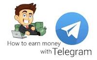make money online from telegram 2021