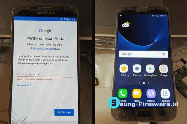 Cara Bypass Frp Samsung S7 G930F Terbaru 2018