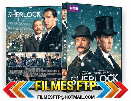 Sherlock A Abominável Noiva 2016 Dublado ISO / AVI
