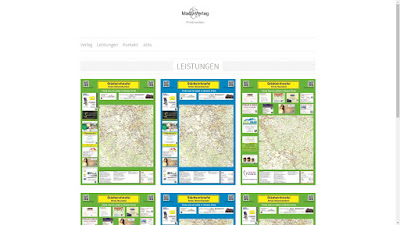 Screenshot Maco Verlag M. Schunk | Leistungen | 10.03.2017