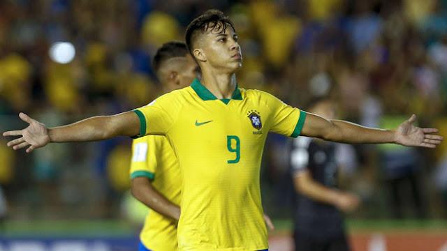 """Đánh bại MU, Juventus vung hơn 1200 tỷ đồng sở hữu """"Ronaldo tuổi teen"""" 1"""