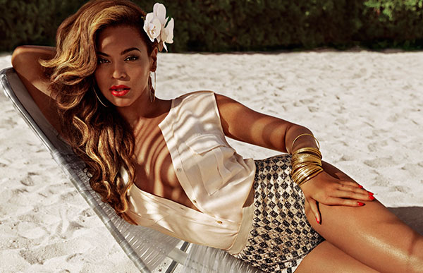 Tuyển tập khoảnh khắc nóng bỏng, sexy của Beyoncé