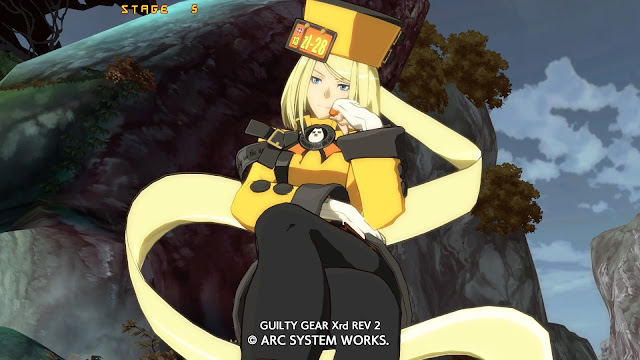 Guilty Gear on PS4