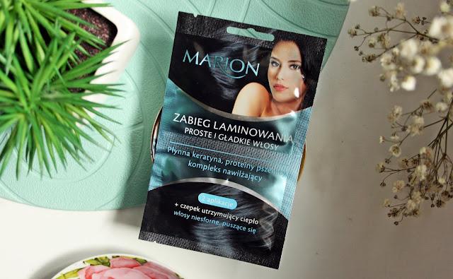 Marion, zabieg laminowania - hit czy kit?