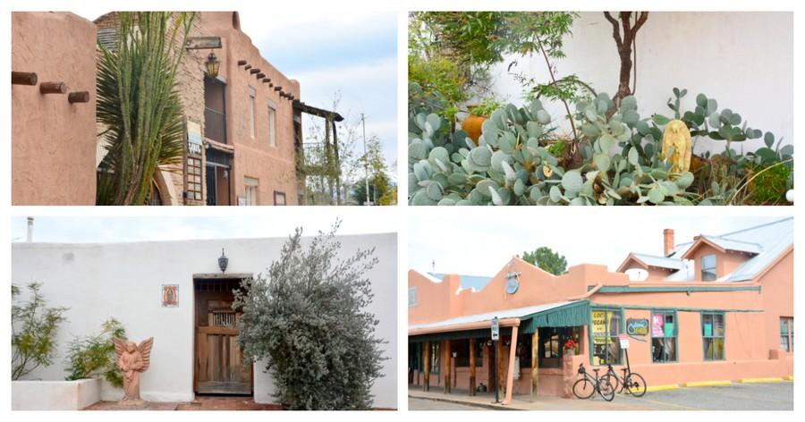 Architecture tradtionnelle Las Cruces