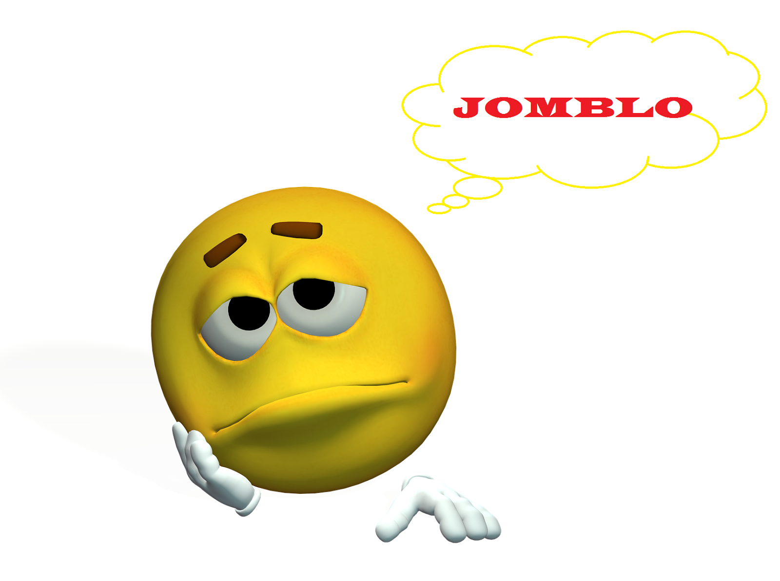 Unduh 9000 Koleksi Gambar Emoticon Jomblo Terbaik Gratis