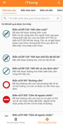 tra cứu lỗi vi phạm giao thông trên điện thoại_4