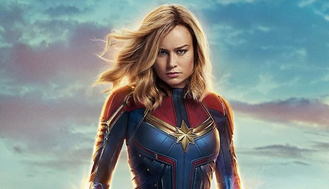 Capitã Marvel e a representação da mulher comum