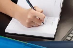 Exemple de lettre manuscrite licence pro et master