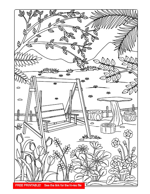 free, printable, coloring_page, coloring for adults, download_pdf