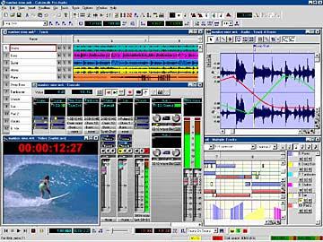 تحميل برنامج Acoustica Mixcraft لقص ودمج جميع ألاغانى الصوتيه النسخه ألاصليه