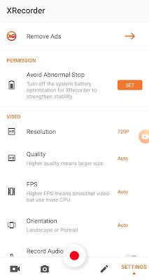 تطبيق XRecorder للأندرويد, تطبيق XRecorder مدفوع للأندرويد, برنامج تصوير الشاشة صوت وصورة للاندرويد, برنامج تصوير الشاشة فيديو للاندرويد, برنامج تسجيل الشاشة مع الصوت الداخلي, برنامج تصوير الشاشة للاندرويد مجانا, برنامج تصوير الشاشة للاندرويد APK, تطبيق تسجيل شاشة الهاتف بجودة عالية, XRecorder apk