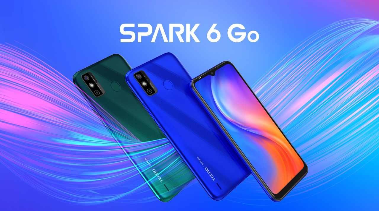 TECNO Spark 6 Go price