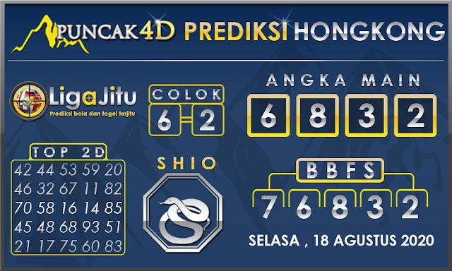 PREDIKSI TOGEL HONGKONG PUNCAK4D 18 AGUSTUS 2020