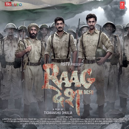 Raag Desh (2017) Movie Poster