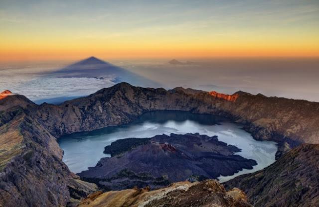 Gunung Rinjani - Lombok, NTB