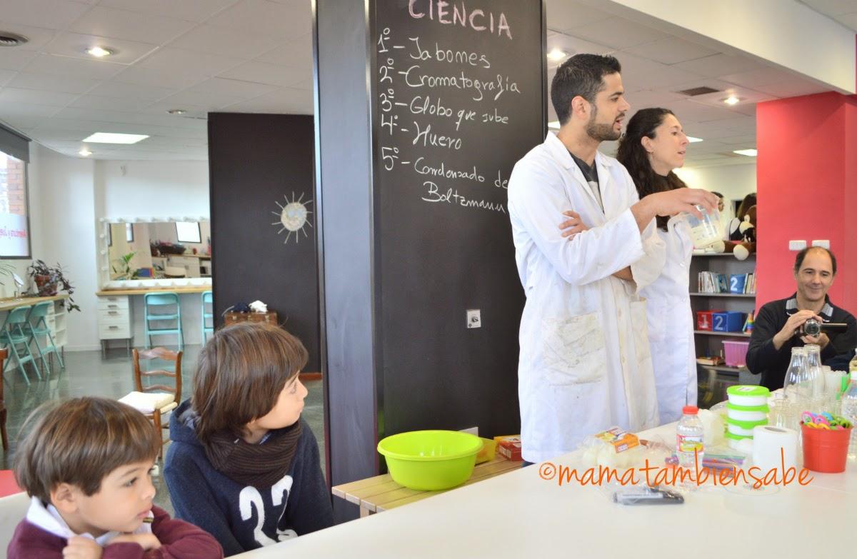 Plan niños: Talleres para la formación creativa