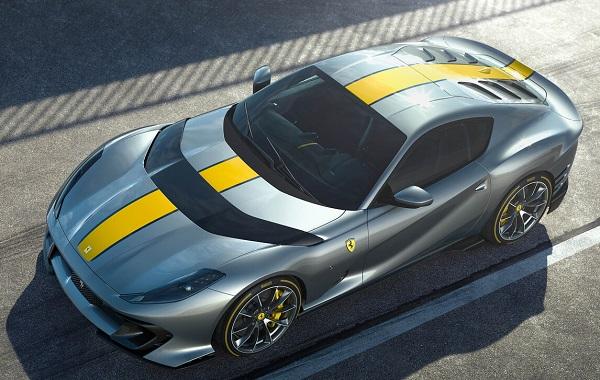 Ferrari 812 Superfast Edición Especial 2021