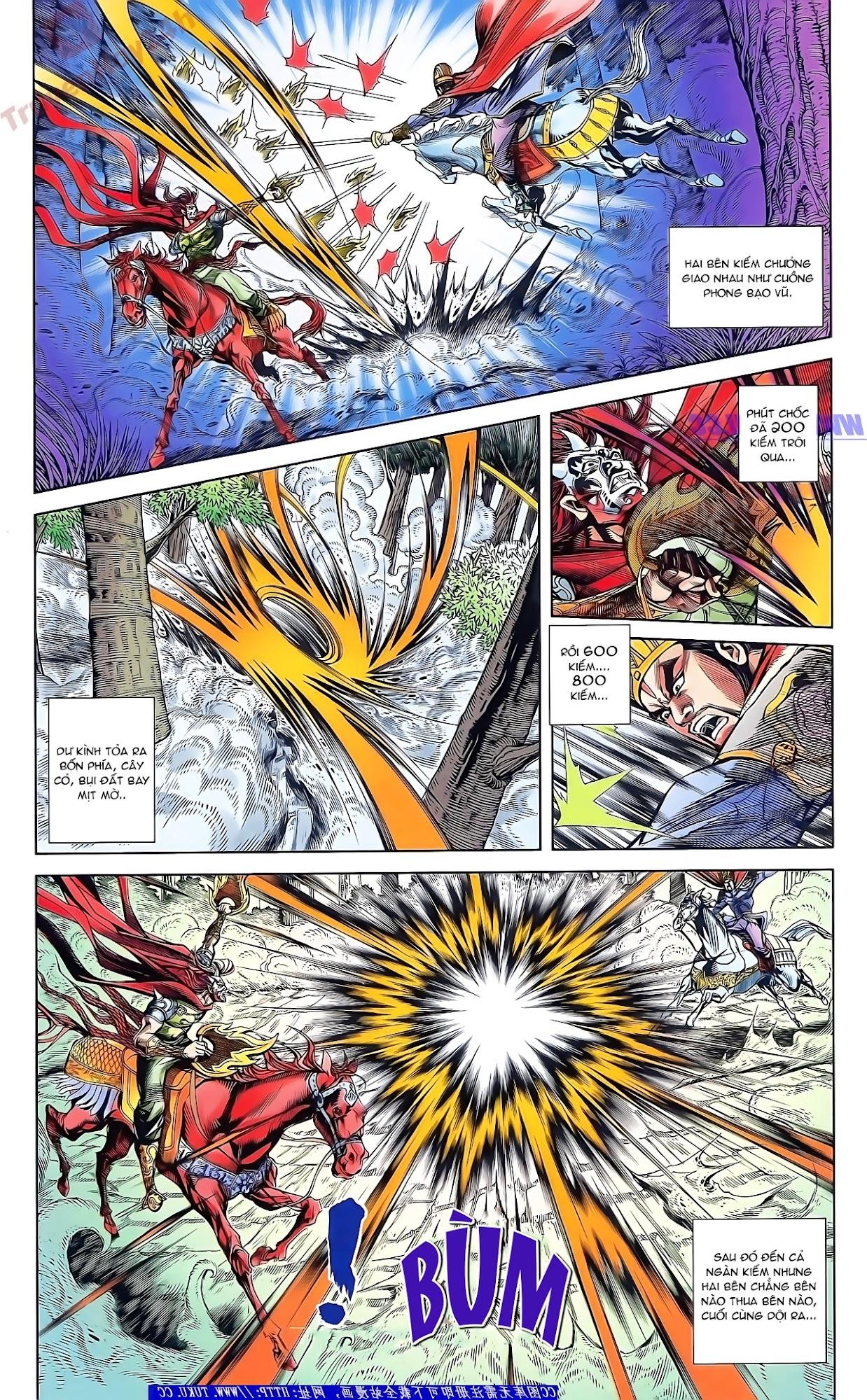 Tần Vương Doanh Chính chapter 48 trang 26