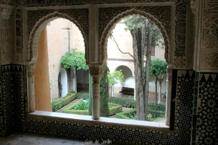 Mirador de Daraxa, Alhambra