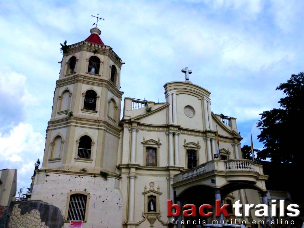 Back Trails: Gradual Makeovers of San Pablo City Cathedral