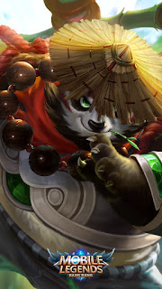 Akai Panda Warrior Heroes Tank of Skins V1