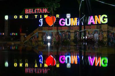 Kota Belitang, OKU timur