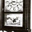 How To Make An Antique Early American Wooden works clock
