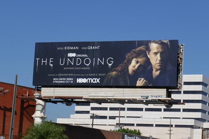 Undoing miniseries billboard