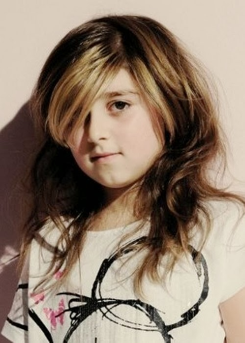 Beautiful Hairstyles for Kids with Long Hair   Anf Project