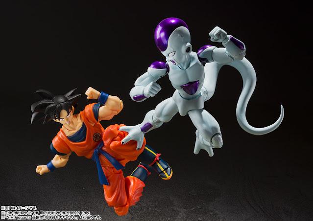 Dragon Ball Z – S.H. Figuarts Frieza Final Form, Tamashii Nations