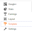 Beautiful Drop down menu for blogger in BlogSpot