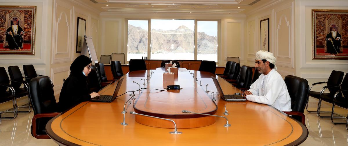 SAI represents Oman in Arab Forum for Sustainable Development