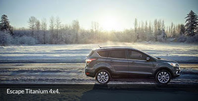 Compare Ford Crossovers at North Brothers to Find the One for You!