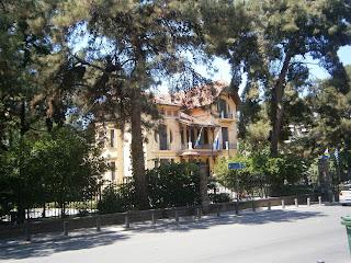 η Βίλα Μπιάνκα στη Θεσσαλονίκη