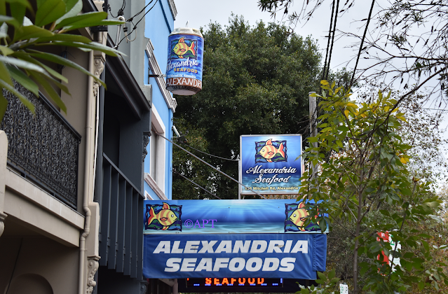 The BIG Can at Alexandria Seafoods
