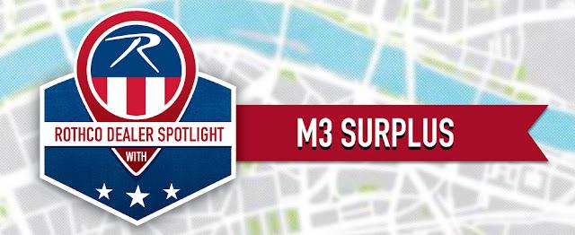 Rothco Dealer Spotlight - M3 Surplus